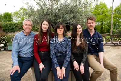 Stewart family Portraits May 2021