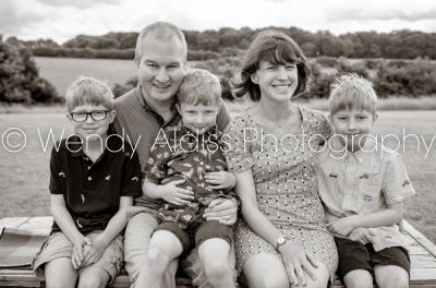 Hardisty Family Portraits